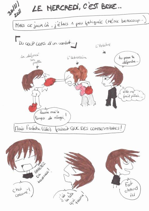 Ah la boxe...Une grande histoire d'amour ! <3