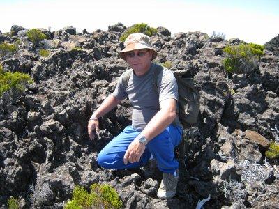 bernard au volcan