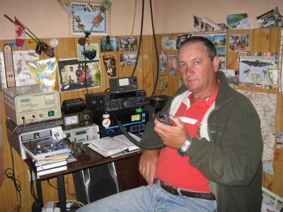 bernard a la radio