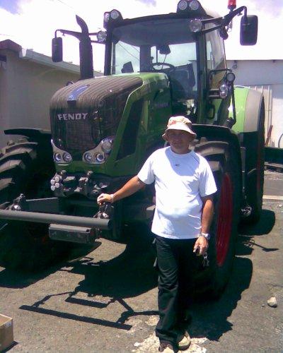 beau tracteur