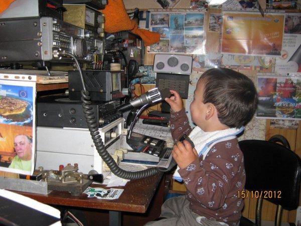 mon futur remplaçant a la radio