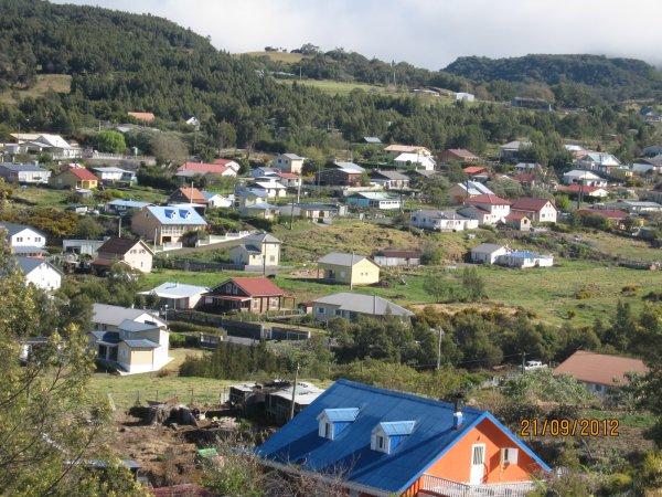 village de la plaine des cafres
