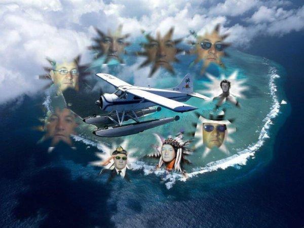 ballade en avion