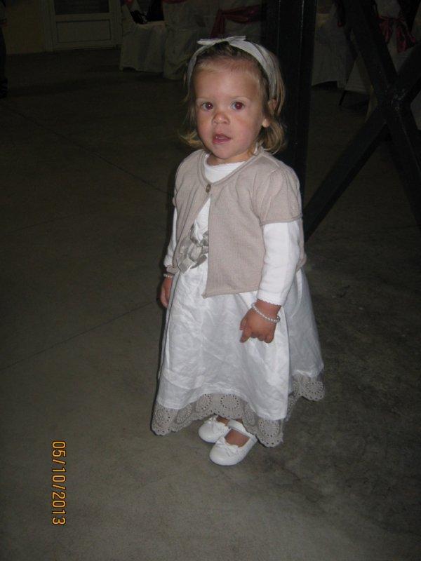 naomie, ma petite fille 2 ans