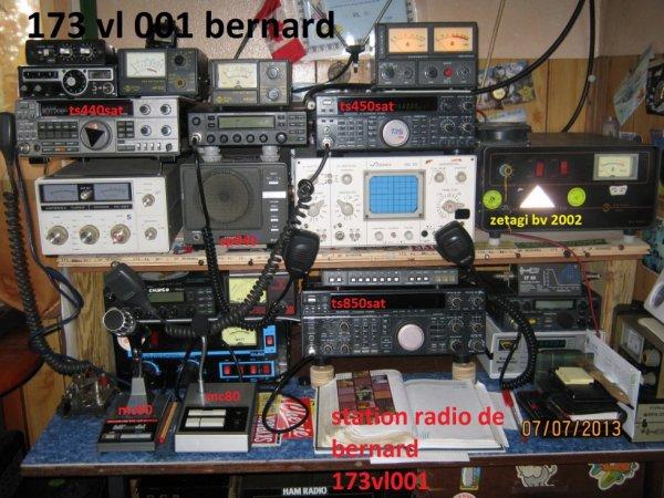 station radio de bernard 173vl001