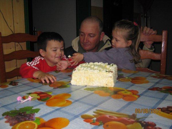 bernard et les petits enfants