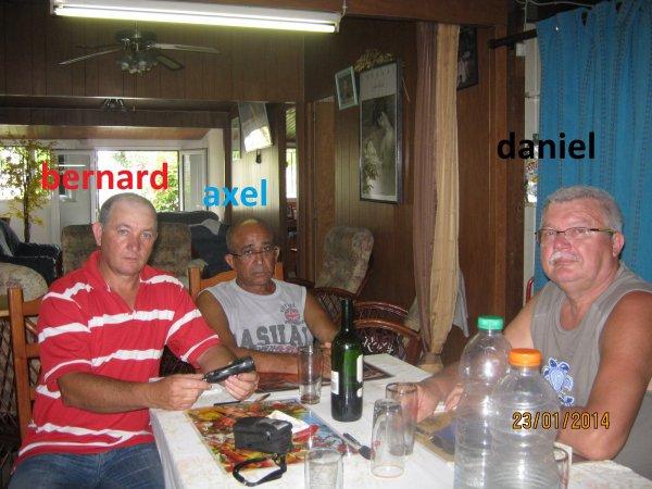 bernard et  ses amis de radio