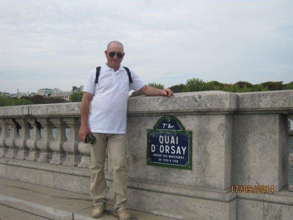 bernard en vacance a paris