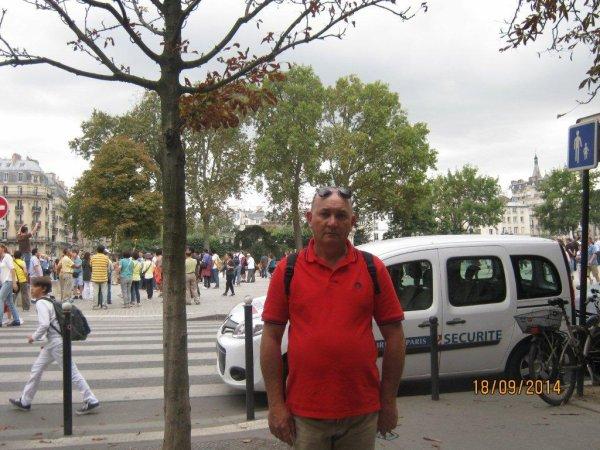 ballade a paris