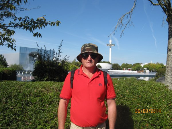 bernard et martha au futuroscope de poitiers