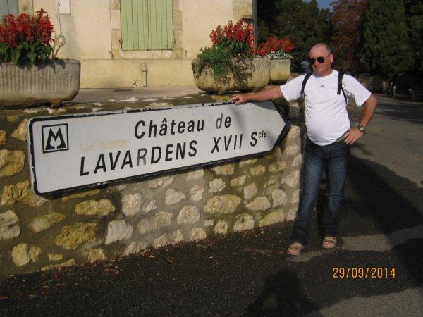 a lavardens