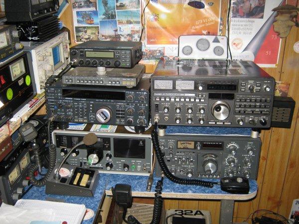 ma station radio(173 vl 001)
