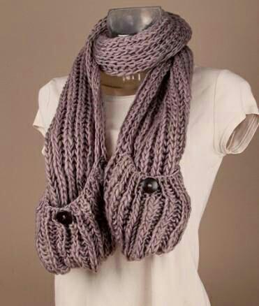 Echarpes en laine et écharpe anglais et américain