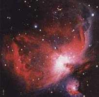 M42 - Nébuleuse d'Orion ( NÉBULEUSES A EMISSION )