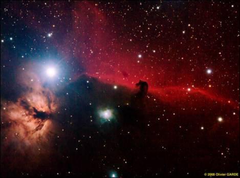 IC434 Nébuleuse de la Tête de Cheval