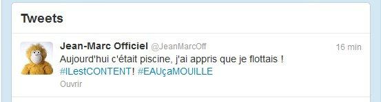 twitter Jean Marc