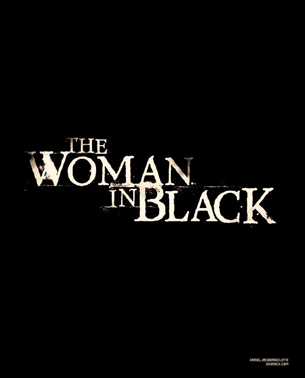 Affiches : Découvrez la troisième affiche promotionnel de « The Woman in Black » le prochain film d'horreur de Dan.