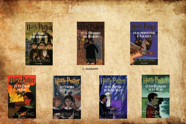 // Les livres //