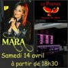 Mara en concert le 14 avril au Cap d'Agde