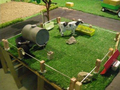 le prée a vache