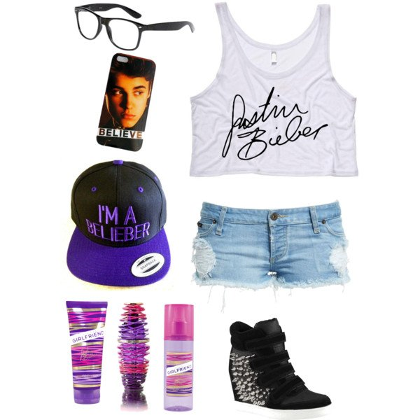 Look Justin Bieber
