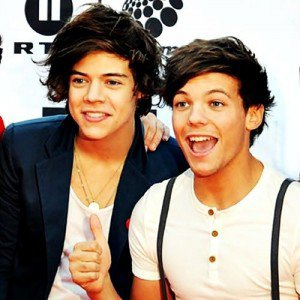 Louis et Harry