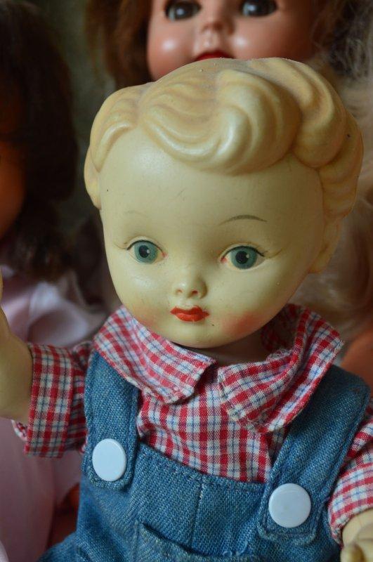 Cheveux et poupées, des histoires au poil !