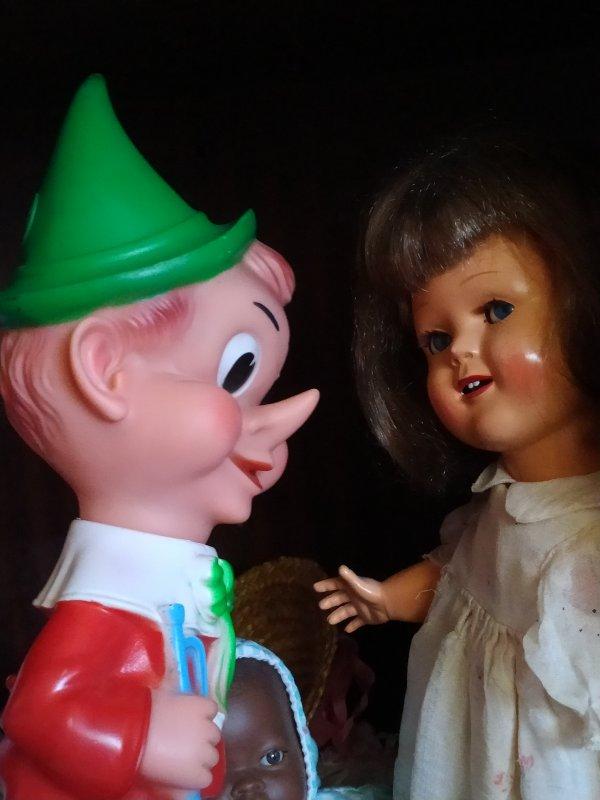 La Pinocchioïte