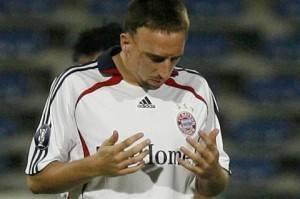 A la demande de Ribéry, le Bayern Munich va construire une mosquée au stade Allianz Arena