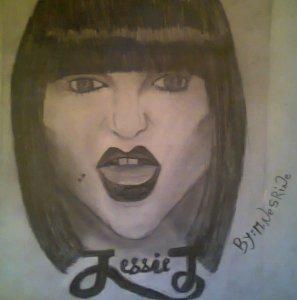 Portrait de Jessie J