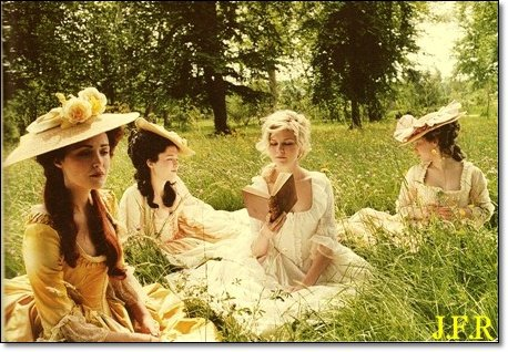 Film : Marie-Antoinette By Sofia Coppola