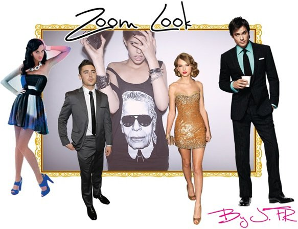 Zoom Look : Taylor Swift