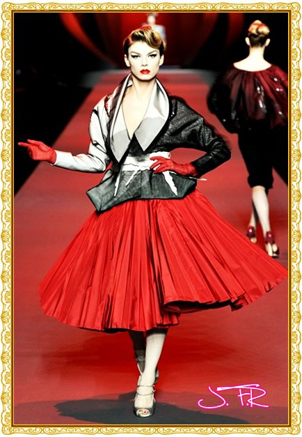 Fashion Peoples : John Galliano vire de chez Dior !!!