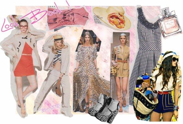Spring , Fashion and School !