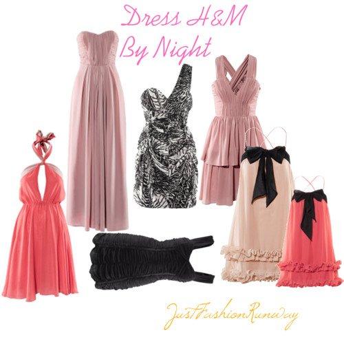 Les Robes chez H&M