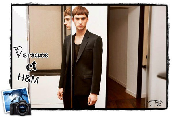 H&M collabore avec Versace !