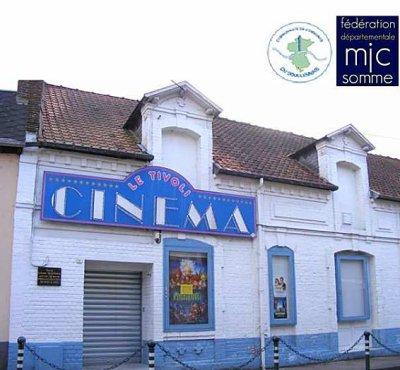 Cinéma  Tivoli doullens