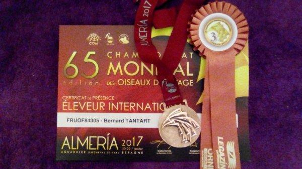Mondial Alméria 2017