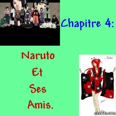 Chapitre 4 : Naruto et ses amis.