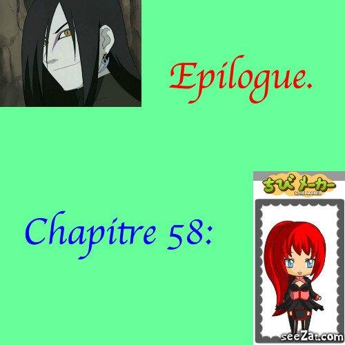 Chapitre 58 : Epilogue.