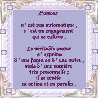 c koi l'amour??????????