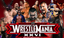 Photo de wrestlemaniaXVI
