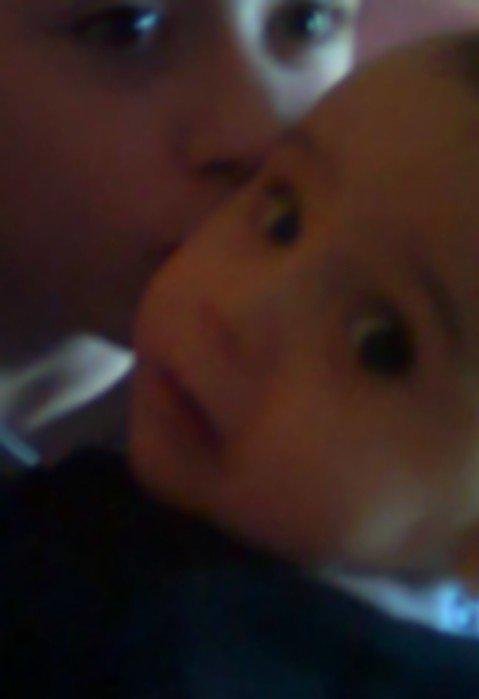 Mon bonheur , ma vie , mon petit bébé d'amoure ♥
