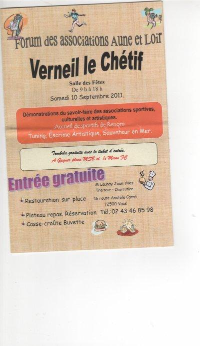 le club de tuning d'aubigne racan vous propose de venir exposer votre voiture le 10 septembre 2011 pas de concour mais une superbe journée assuré