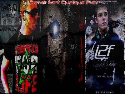 Swahd Feat Ak-Bloc-46 Feat I2F - C'était Ecrit Quelque Part - 2011