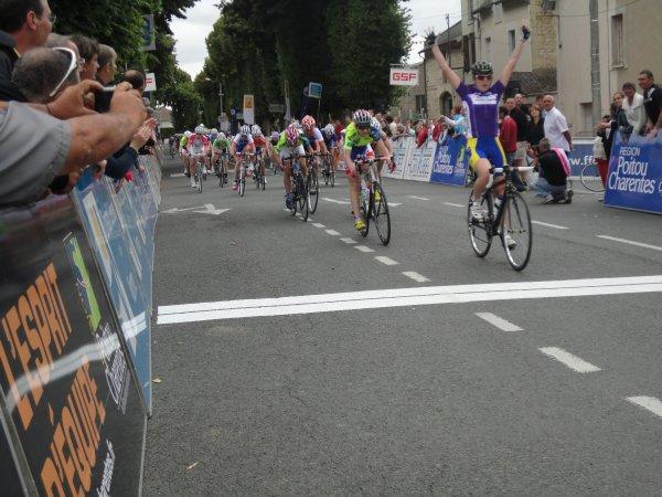 Final de la coupe de France Dames-Minimes Cadettes à Loudun (19 juin)