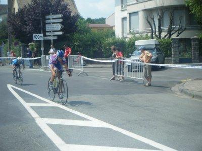 Championnat de france des ecole de velo en minime 2 (3, 4 et 5 juillet 2009)