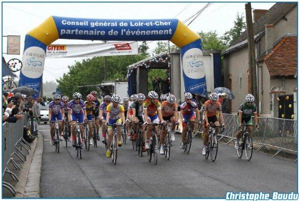 Championnat régional route (3 juin)