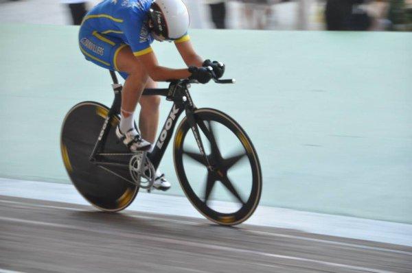 Championnats de France piste (du 23 au 27 juillet)