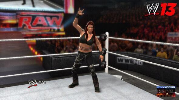 Lita WWE 13